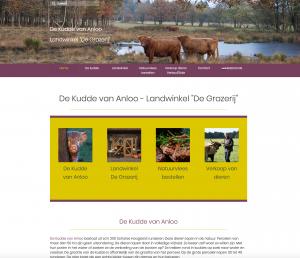 website www.kuddevananloo.nl