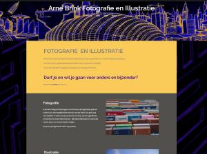 website arnebrink.nl