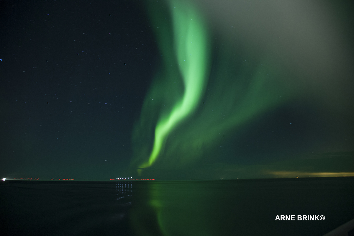 noorderlicht Arne Brink