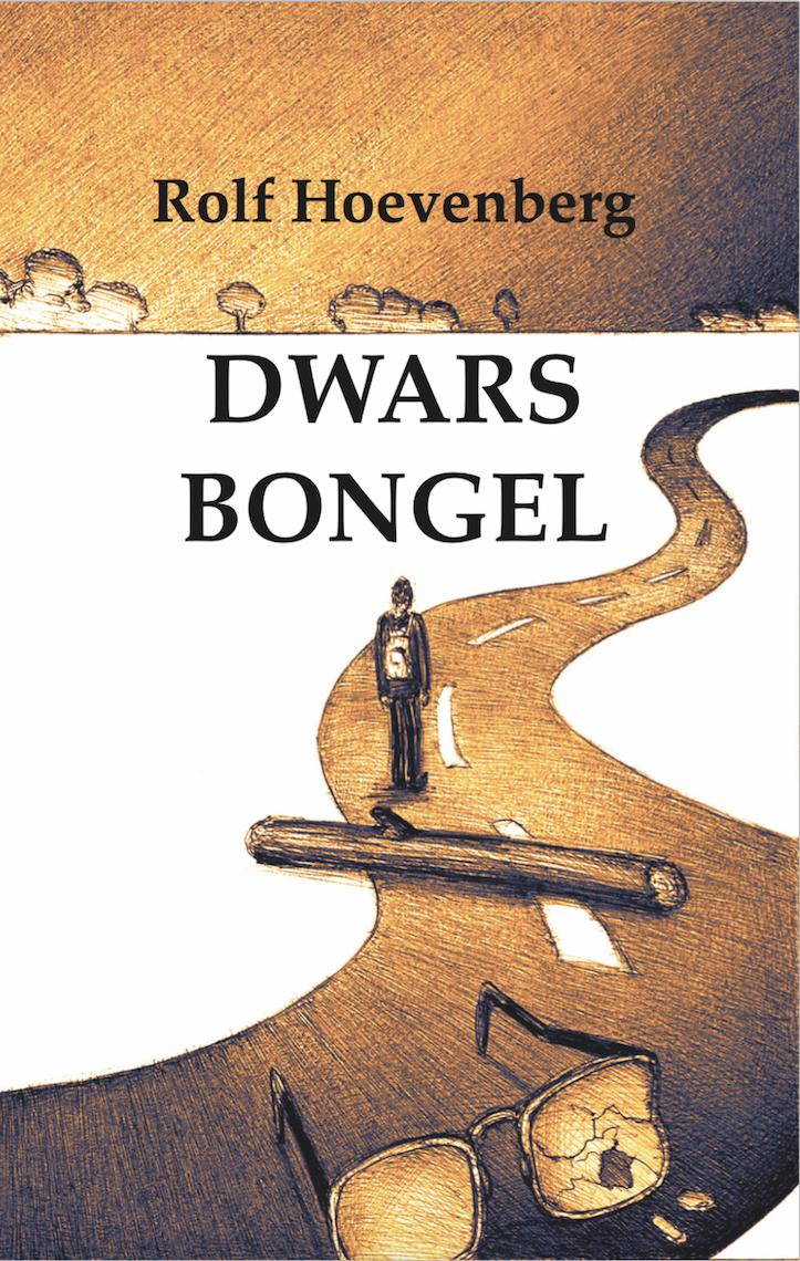 Omslag boek door Arne Brink